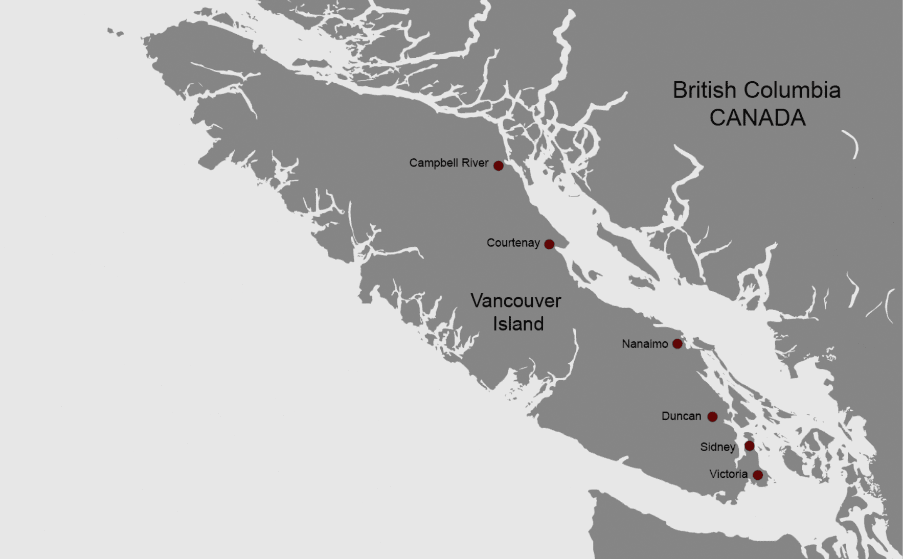 elevating services Vancouver island