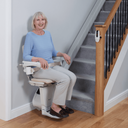 VANCOUVER ISLAND STAIRLIFTS for straight stairs